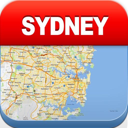 【旅行地图】悉尼离线地图