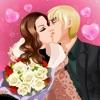 Valentine Kissing –  Kuss Spiel für Mädchen an Liebe am Valentinstag