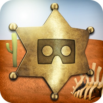 Sheriff VR - Cardboard for iPhone