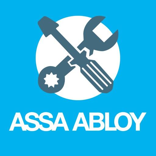 ASSA ABLOY TECHNICAL SUPPORT APP