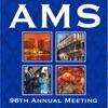 AMS 96th Annual Meeting