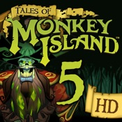 Monkey Island Tales 5 HD