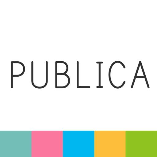 フォトブック・オリジナルアルバムかんたん作成アプリ パブリカ(PUBLICA)