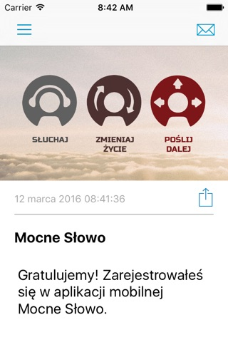 Mocne Słowo screenshot 3