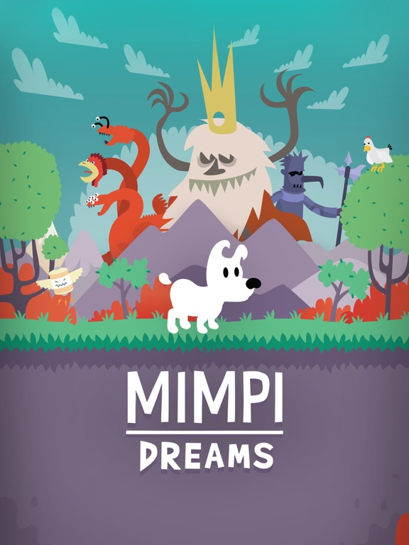 Mimpi Dreams на iPad