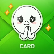 LINE Greeting Card