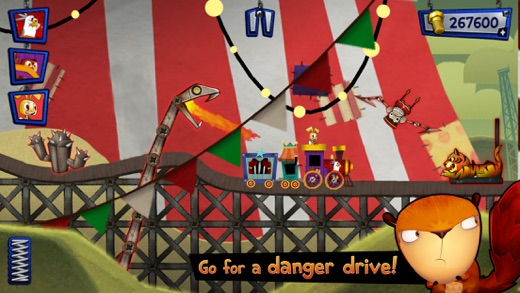 Endangered Species: Go-Kart Smash Screenshot