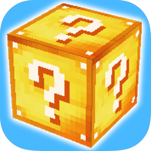 Lucky Block Mod for Minecraft ... app for ipad