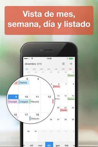 Calendars 5 by Readdle screenshot 2