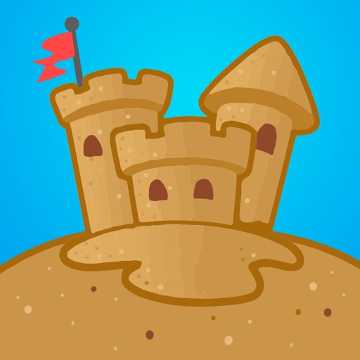 Sandcastle Builder Icon