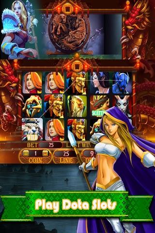 Mutant X Slots screenshot 1