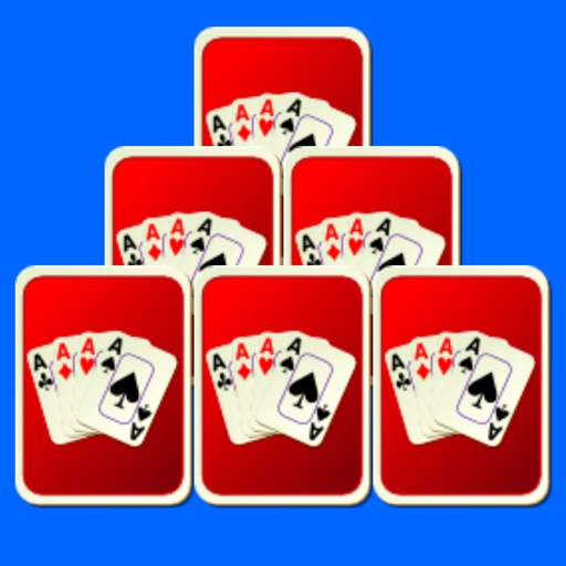 Triple Tower Solitaire iOS App