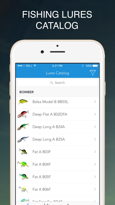 Fishing lures fishing app for precision trolling with for Fishing apps for android