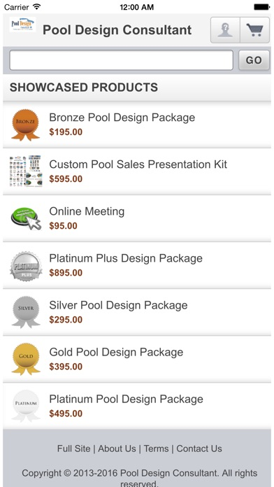 Pool Design Consultant on the App Store