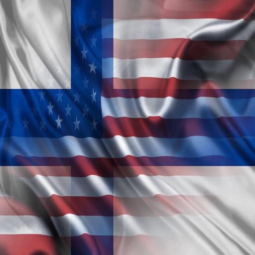 Suomi Yhdysvallat lausekkeet suomi englanti lauseet Audio By Patrick Arouette