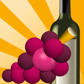 Wine Cellar Database  - search and manage your delectable vino winery finder. Rate, track and share your wines icon