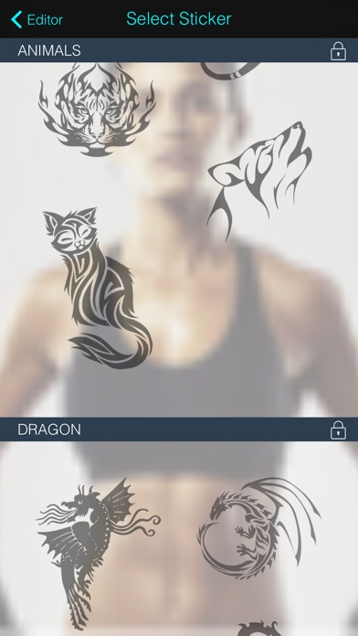 tattoo maker art tattoo designer piercing booth app download android apk. Black Bedroom Furniture Sets. Home Design Ideas