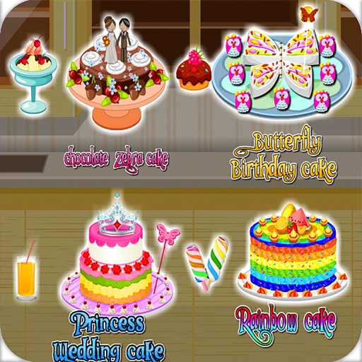 Cake Making in Cake World iOS App