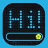 LEDhit – The LED Messenger App