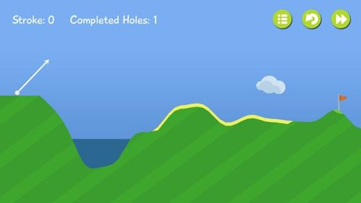 Swipey Golf Screenshot