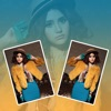 Mirror photo app, reflection image collage, photo effect - Foto Mirror
