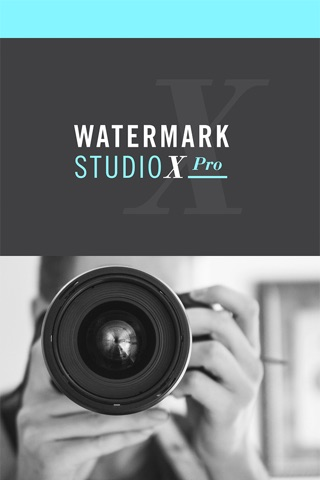 Watermark Brand Professional screenshot 1