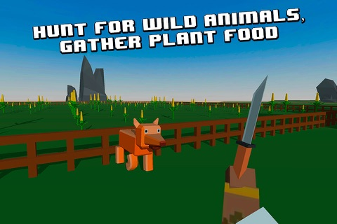 Country Farm Survival Simulator 3D screenshot 2