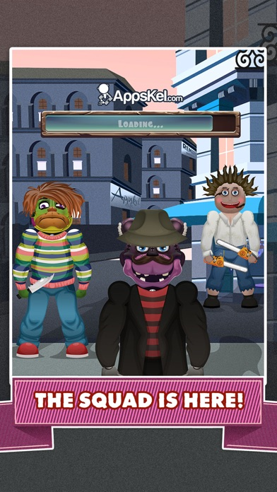 iphone screenshot 1 - Free Halloween Dress Up Games
