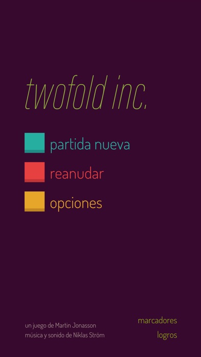Screenshot for twofold inc. in Ecuador App Store