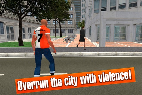 California Car Theft Race 3D Full screenshot 4