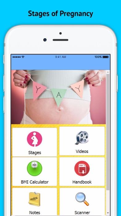 download Stages Of Pregnancy - Week by Week apps 2