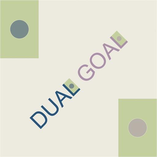 DUAL GOAL : 頭を使う玉転がし iOS App