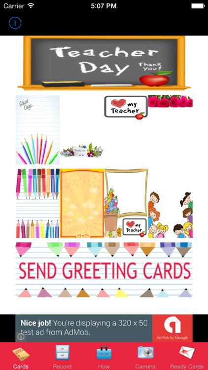 Teacher's Day Greeting Cards DIY & Ready Made eCards by