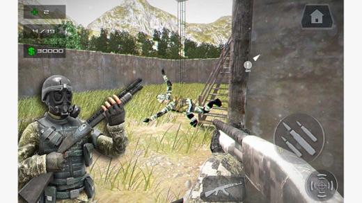 Combat Duty Modern Strike FPS Screenshot