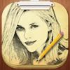 Sketch Face - Snap u Photo Upload Stack plus Swap to Cartoon