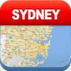 悉尼离线地图 - 城市 地铁 机场