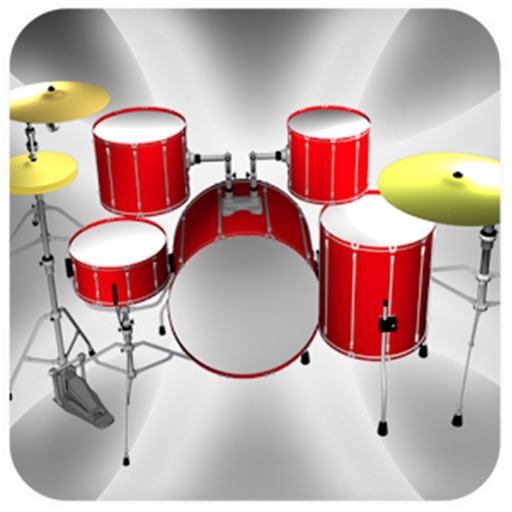 Epic Drum Kit - Best Virtual Drum Pad Kit with Real Metronome for iPhone iPad