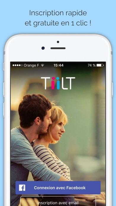 TiiLT - Rencontres CélibatairesCapture d'écran de 1