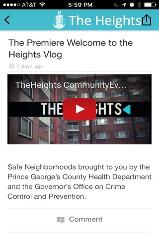 The Heights: Safe Neighborhoods screenshot 3