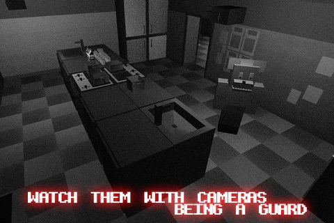 Nights at Scary Pizzeria 3D Full screenshot 3