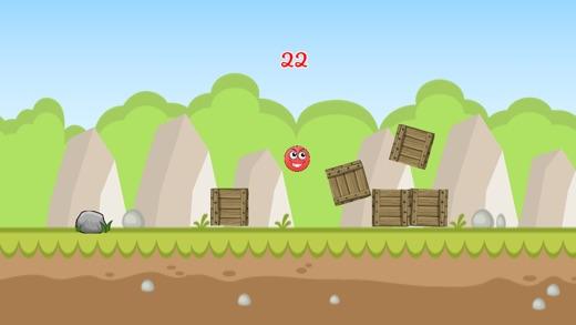 New Red Ball Volume Dash 4 Pro Screenshot