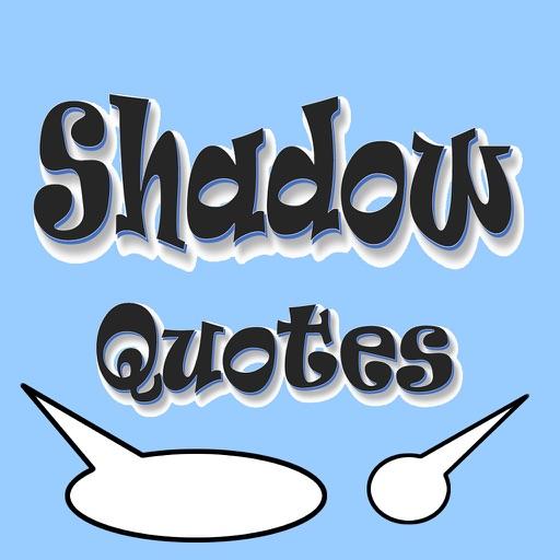 Shadow Quotes iOS App