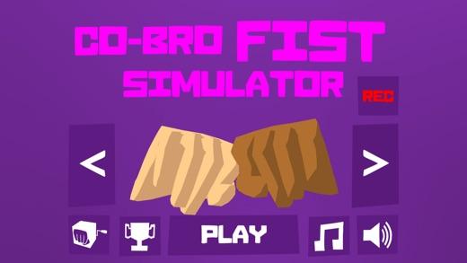 Bro Fist Simulator Screenshot