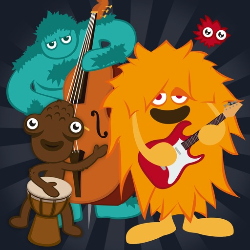 Monster Band. Musical Game