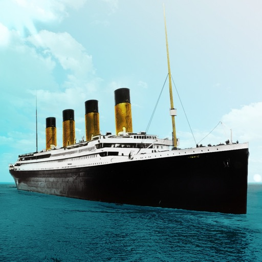 Titanic: The Unsinkable iOS App