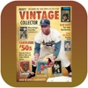 Vintage Collector - dedicated Publication for vintage trading cards and collectibles market vintage vinyl records
