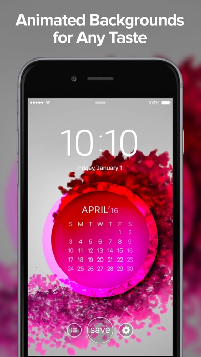 Live Wallpapers by Themify: Dynamic Animated Theme-2