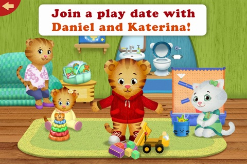 Daniel Tiger's Stop & Go Potty screenshot 2