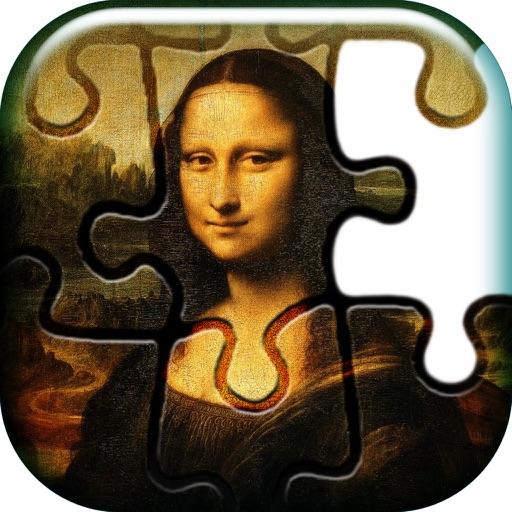 Pinturas Famosas Juegos de puzzles Gratis - Juego de arte cerebrales ...