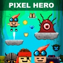 Pixel Hero Jumping Games - Jetpack Heroes Adventure Quest with Jump ...